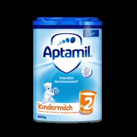 大容量!德国爱他美奶粉Aptamil 2+(2岁以上)800g 新包装