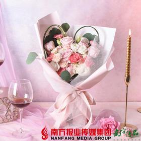 【全国包邮】鹊桥仙花束 (72小时之内发货)