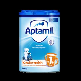 大容量!德国爱他美奶粉Aptamil 1+(12个月以上)800g 新包装