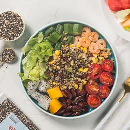 【买就送】三色藜麦 健康营养 均衡膳食 颗粒饱满 精选好食材 500g /袋