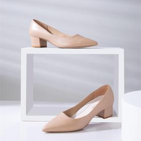 Lily moon运动高跟鞋 | 竟像运动鞋好穿,优雅百搭不累脚