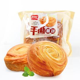 盼盼手撕面包160g/袋|酥香绵软 撕丝美味 层层酥软【休闲零食】
