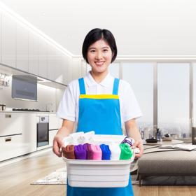 【1人4小时保洁】 178元1人4小时/次 120平以内 解放你的双手 让家里更干净(拍下128)