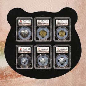 【精装礼盒】1985年长城币套装(下单得6枚)