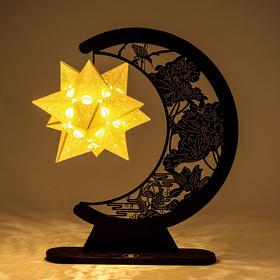 """【中秋好物】玲珑转运纸雕灯,属于你的""""小月亮"""",点亮全家意境"""