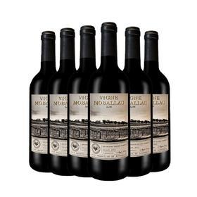 【澳洲·优选】莫堡东南澳红葡萄酒750ml*6