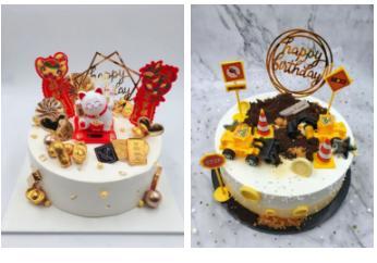 【哆拉爵味】6.8元抢购50元生日蛋糕代金券(8寸及8寸以上即可使用) 商品图1