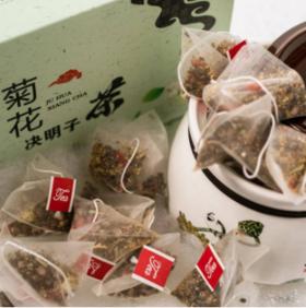 竹溪县菊花决明子茶 5g*30袋