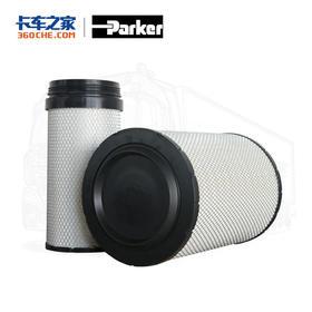 派克 空气滤芯 规格2841 型号RS5639AKIT-C 东风天龙/解放J6