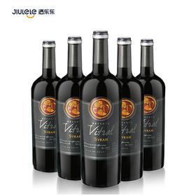 梦坡梦想西拉干红葡萄酒