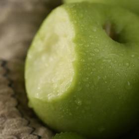 助农扶贫!山西运城青苹果   脆甜多汁  奇异香气  新鲜采摘