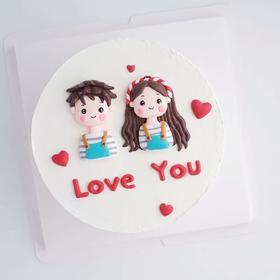 【七夕快乐】LOVE YOU(条纹情侣款)