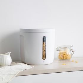 【顺丰包邮到家】博的真空保鲜箱防霉防潮家用米桶大容量零食收纳密封罐