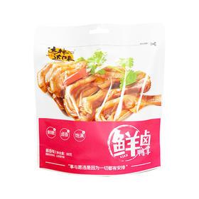 【达林达味】卤味鸭掌零食小吃88g