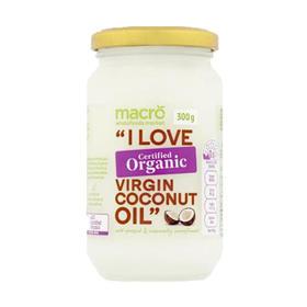 初榨椰子油 shi用 护肤护发 助肠道消化 300克/瓶