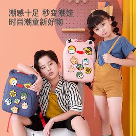 【萌娃开学季】超萌儿童轻便背包 大容量防溅水 幼儿园儿童书包