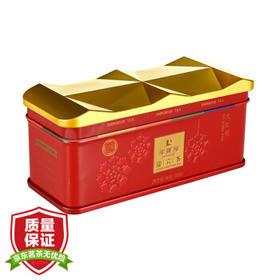 华祥苑茶叶迎宾茶系列 特级安溪铁观音红茶岩茶大红袍肉桂水仙 礼盒装 大红袍 80g