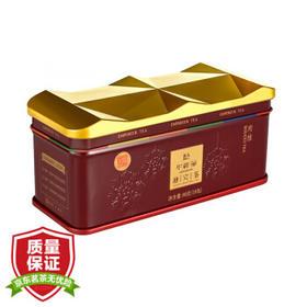 华祥苑茶叶迎宾茶系列 特级安溪铁观音红茶岩茶大红袍肉桂水仙 礼盒装 肉桂 80g