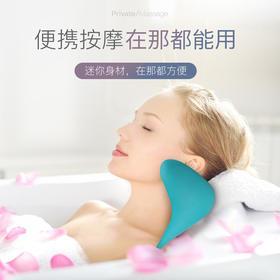 韩国c-style rest颈椎按摩器成人颈椎修复枕头护颈椎枕脖子按摩枕