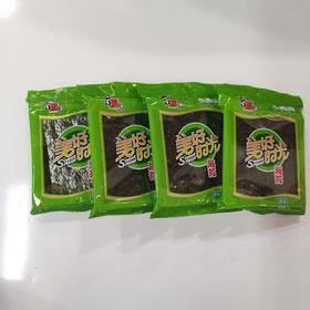 9.9元4袋(喜之郎美好时光海苔3g)
