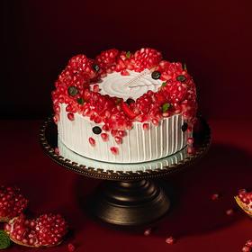 石榴季-莓莓红宝石蛋糕(阳江)