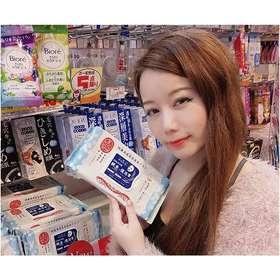 【买一送一 共2包】日本wakahada复活草大米面膜32枚/包 60秒极速补水保湿纯米早安