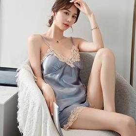 AOSCWALD·法式家居服五件套   一套穿出女人万种风情,丝滑舒服又性感