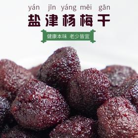 盐津杨梅干  现摘优质食材炼制,清甜微酸自然果香,每一颗都是精挑细选,一口一个大满足