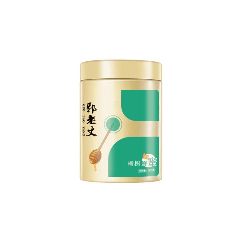 【预售到12月15日发货】精选   长白山天然椴树蜜雪蜜蜂蜜 凝如羊脂   500g 商品图4