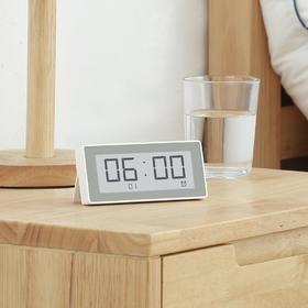 秒秒测温湿智能闹钟