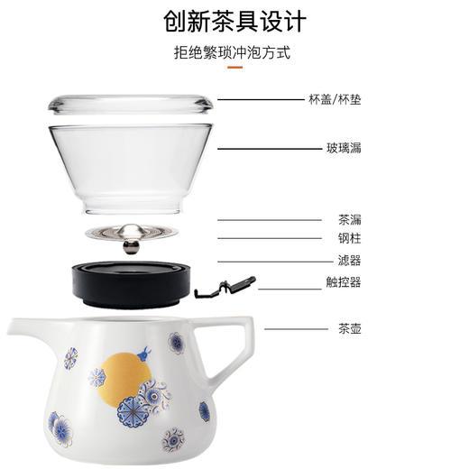 器社 花好月圆中秋茶具套装 商品图3