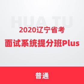 2020辽宁省考面试系统提分班Plus(普通)/(公检法、监狱、戒毒)  享受限时优惠,咨询客服