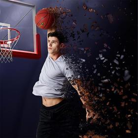【男/女款单导速干T恤】速干透气短袖 聚酯纤维面料 穿着舒适清爽短袖