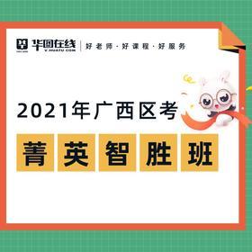 2021广西区考菁英智胜班