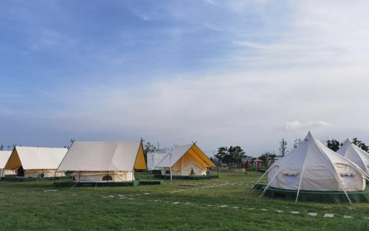 【湖州·南浔】慕仁露营·淙星营地 暖冬之旅2天1夜自由行套餐 商品图1
