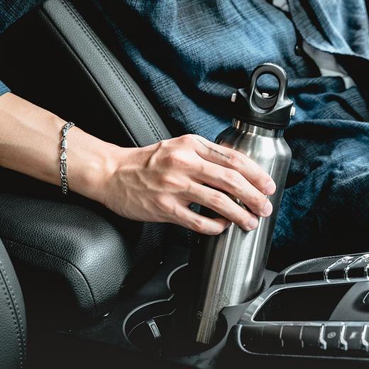 器材库【一秒开合 单手操作】单手开盖水杯保温杯保冷杯1秒开合 商品图4