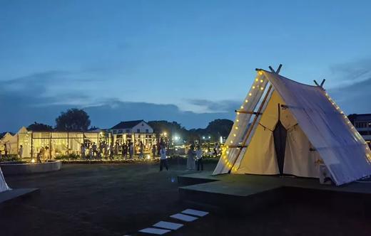 【湖州·南浔】慕仁露营·淙星营地 暖冬之旅2天1夜自由行套餐 商品图3