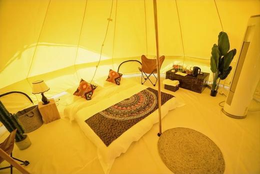 【湖州·南浔】慕仁露营·淙星营地 暖冬之旅2天1夜自由行套餐 商品图5