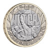 【铭记历史】二战胜利75周年双金属纪念币 商品缩略图1