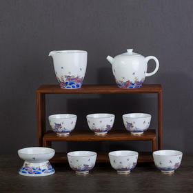 福寿绵延茶具套组
