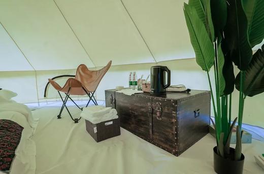 【湖州·南浔】慕仁露营·淙星营地 暖冬之旅2天1夜自由行套餐 商品图6