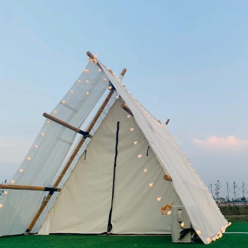 【湖州·南浔】慕仁露营·淙星营地 暖冬之旅2天1夜自由行套餐 商品图0