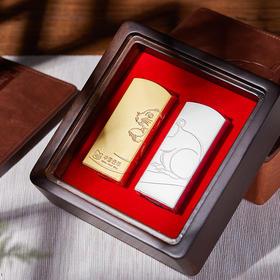《庚子年》邮票金银印玺套装   中国金币、中国集邮重磅联袂,收藏、增值、可传家