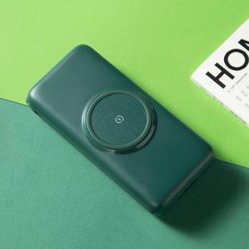 LORO自带线充电宝 | 自带数据线,能同时充4部手机