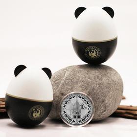 功夫熊猫:天地之中一盎司银币·中国人民银行发行