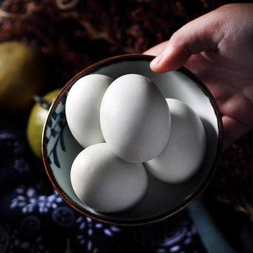 [味海鸭蛋礼盒装] 蛋黄松沙细腻 蛋白Q弹爽滑   70g*20枚 商品图6