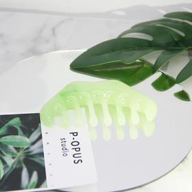 树脂绿8八爪刮痧板