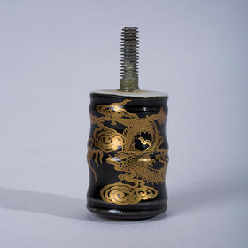 瓷轴头·龙