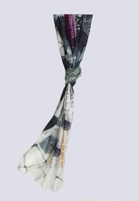 【钛空舱甄选 设计师原创】100%羊绒围巾 秋冬换季 品质生活 百搭 礼盒款