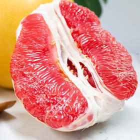梅州红蜜柚   秋季降燥,酸甜可口,果肉超多汁